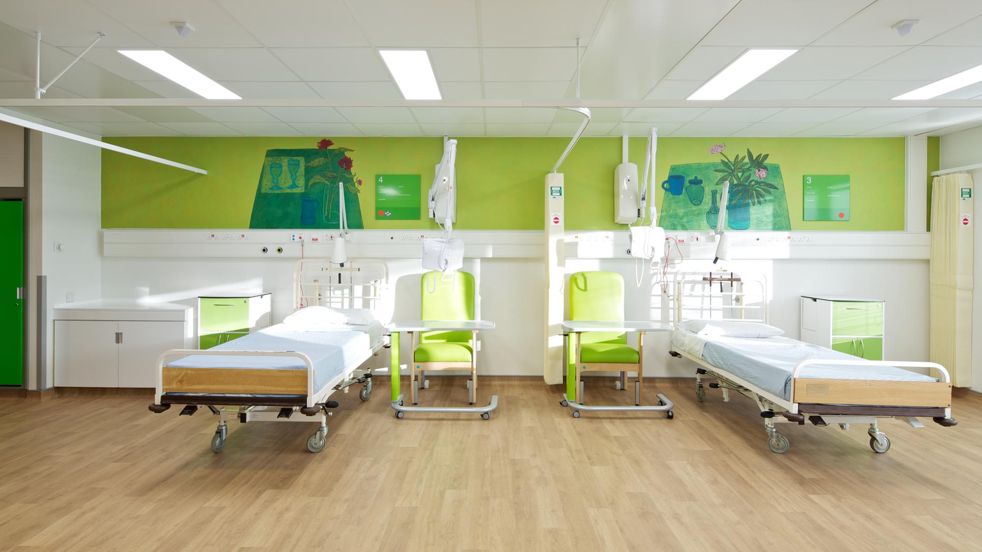 Hillingdon hospital gbshealth architecture for health for Interior design simulator