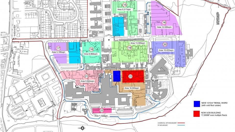 Warneford Hospital Masterplan 2015