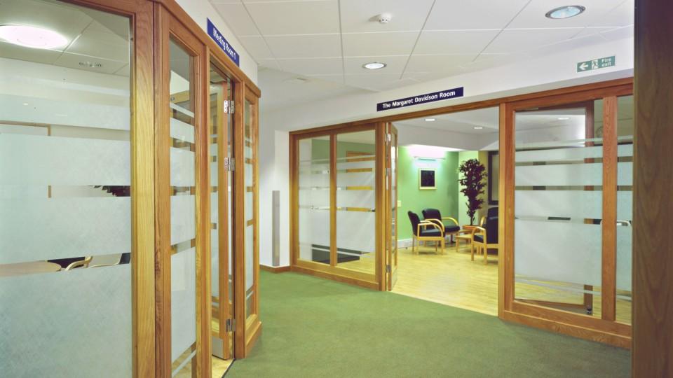 Post-Graduate Oxford University Education Centre, John Radcliffe Hospital