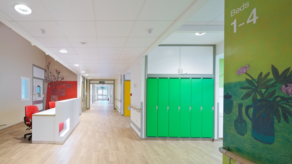Hillingdon Hospital Gbshealth Architecture For Health