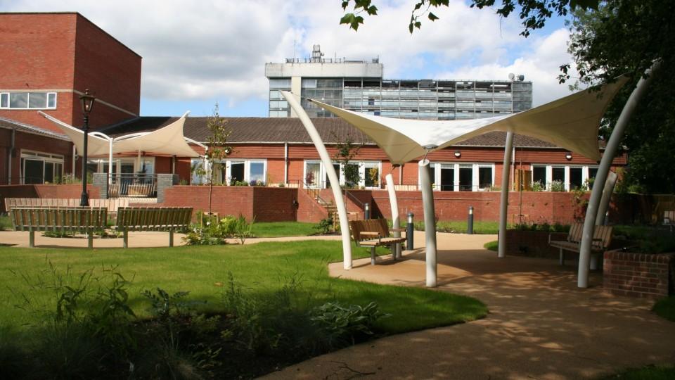 Hillingdon Dementia Garden