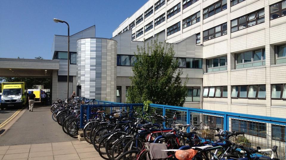 John Radcliffe Hospital - Kadoorie Centre