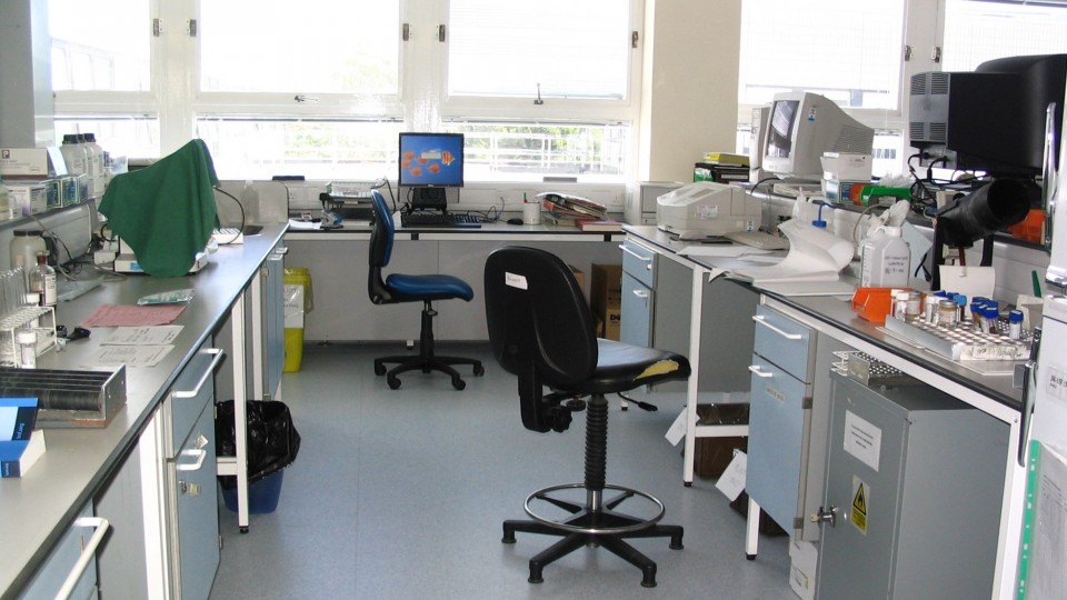 Laboratory Upgrades