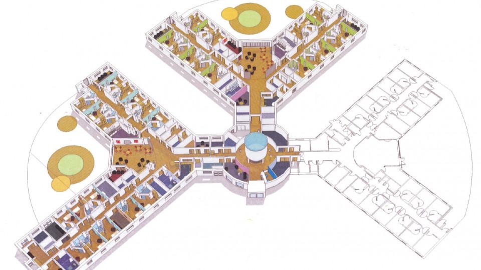 Milton Keynes Hospital - Private Patient Unit