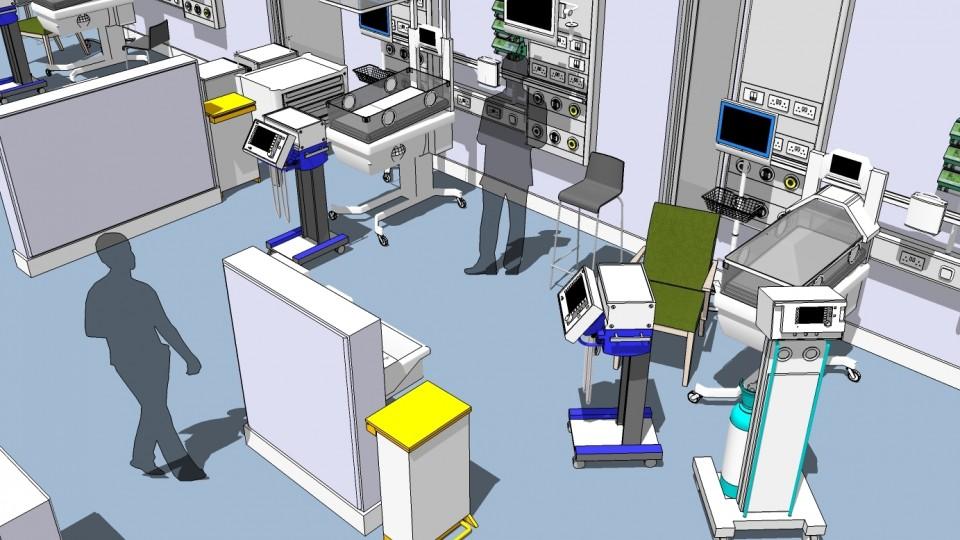 John Radcliffe Hospital - Neonatal Unit
