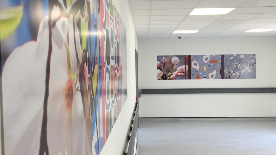 Hillingdon Hospital Enhancing the Environment Project