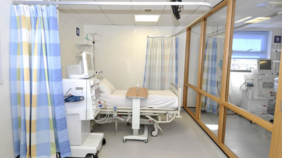 Stoke Mandeville Hospital - Renal Dialysis Unit