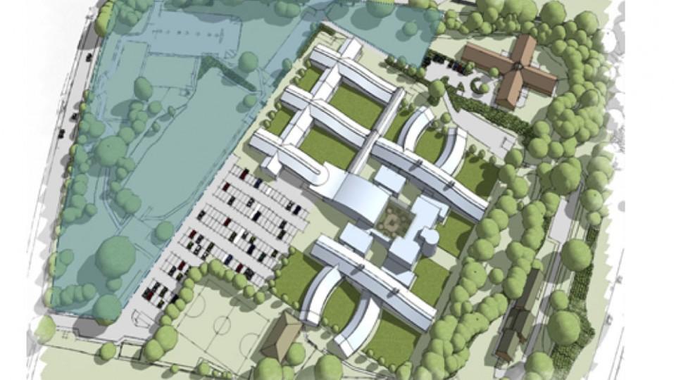 Warneford Hospital - New Adult Ward
