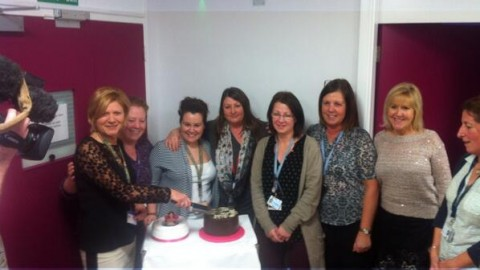 Maternity unit re-opens after £350,000 refurbishment