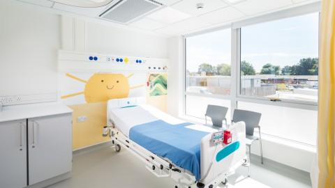 Paediatric A&E Department