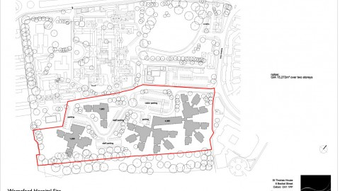 Warneford Hospital - Master Plan